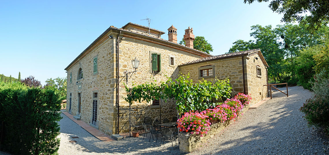 I Gelsi, holiday apartment in Cortona