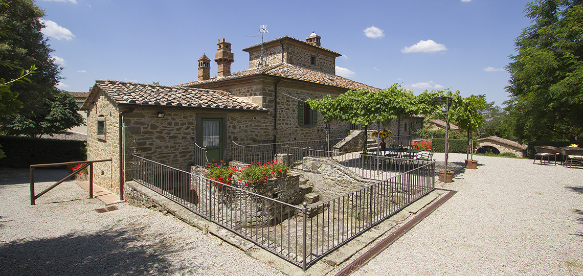 Le Ginestre, your holidays in Cortona